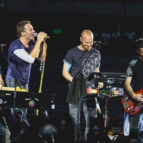 11 Gift Ideas and 25+ Gifts for Coldplay Fans or Lovers